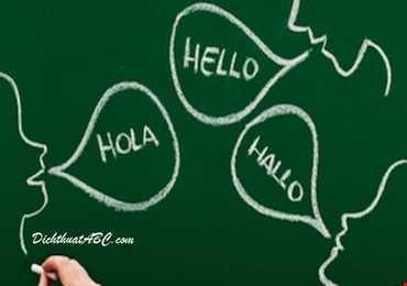 Những Bí Quyết Giúp Bạn Dịch Tiếng Anh Hay